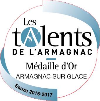 Le Glaçon d'or décerné à la Fine Sempé lors des derniers «Talents de l'Armagnac»