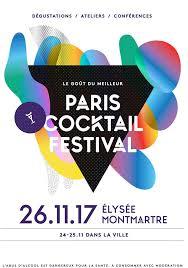 Paris Cocktail Festival 2017
